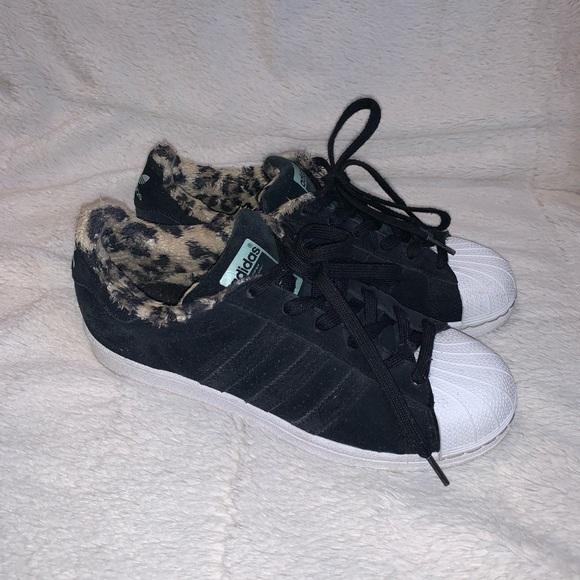 adidas Shoes | Suede Superstars | Poshmark